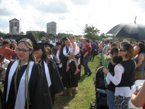 Graduating with my BSN 2007
