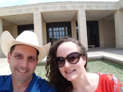 George W. Bush Museum
